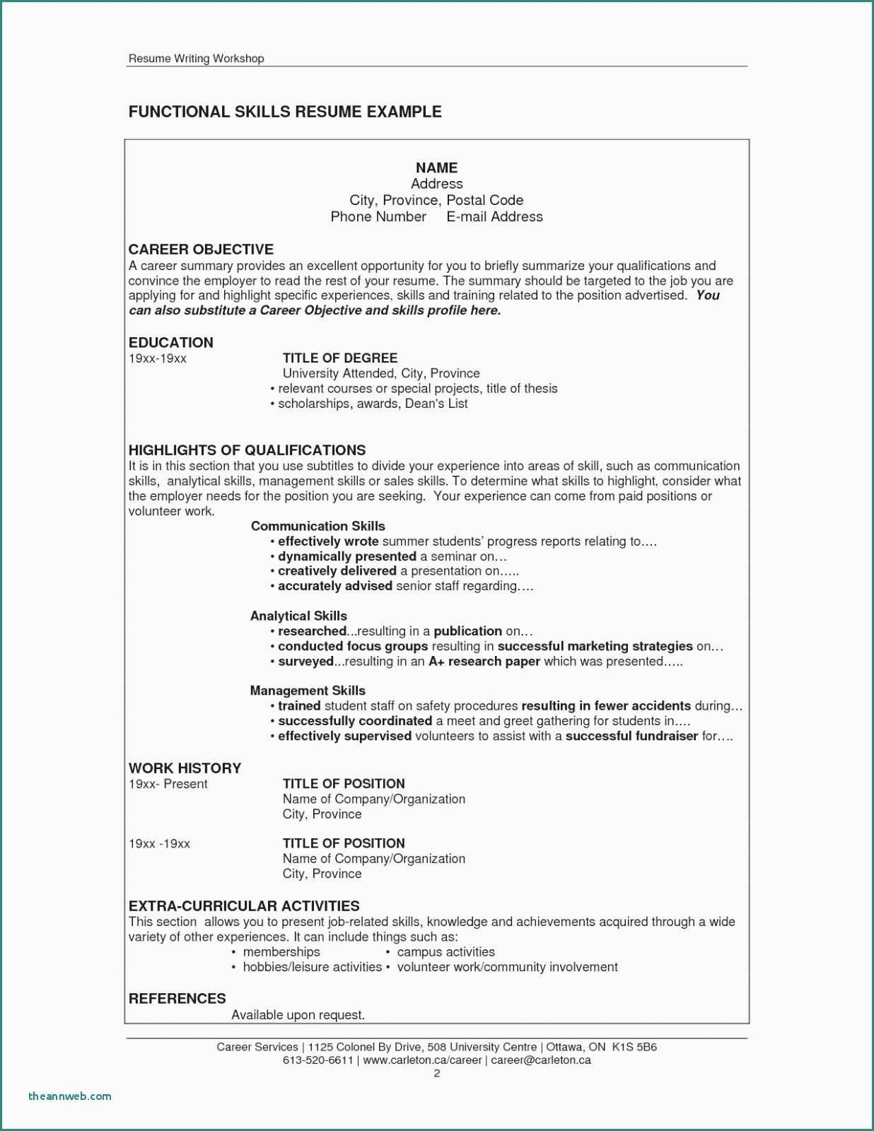 Resume For Stay At Home Mom With No Work Experience Elegant 10 Do