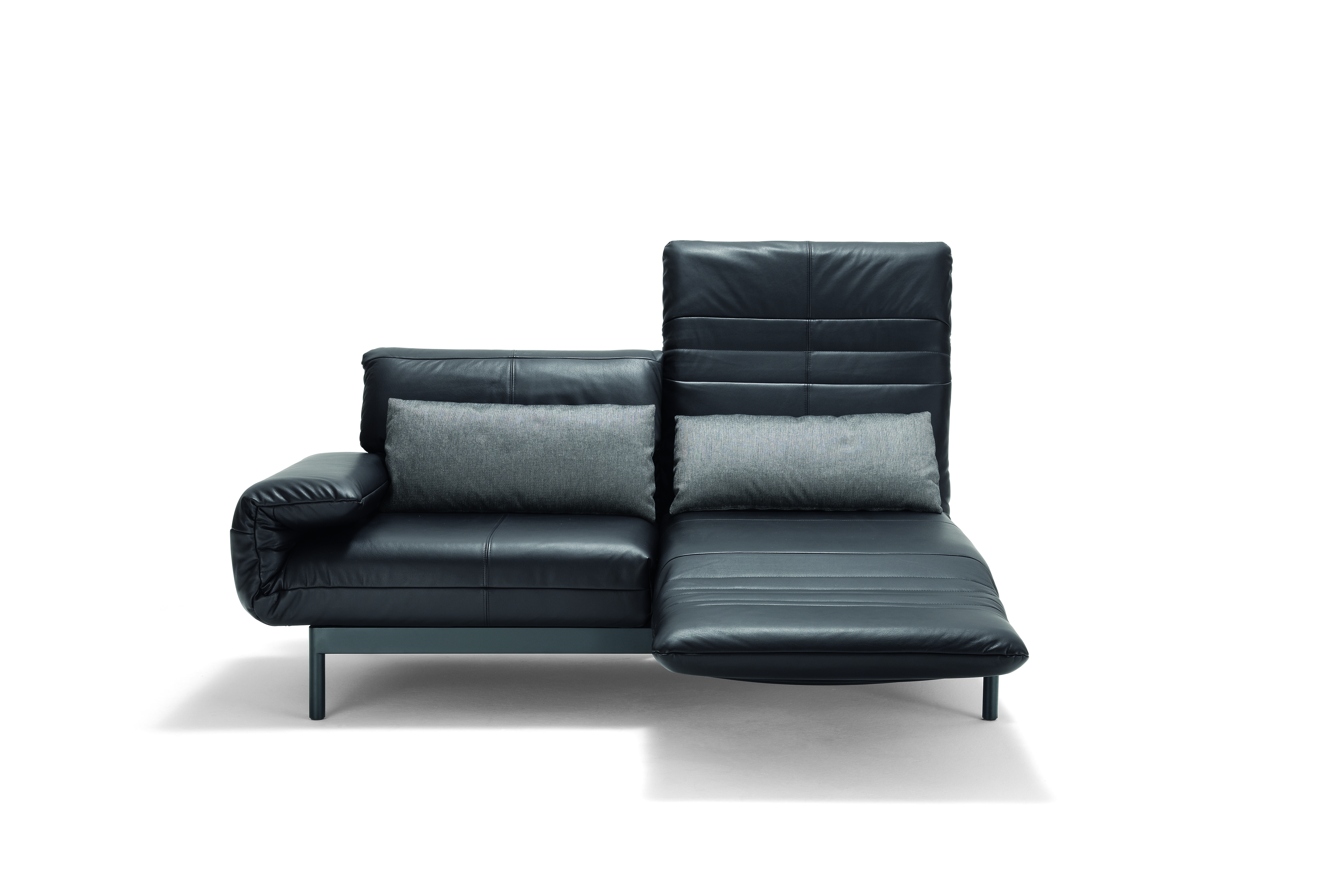 Rolf Benz PLURA sofa with mechanism Sit lounge or lie down