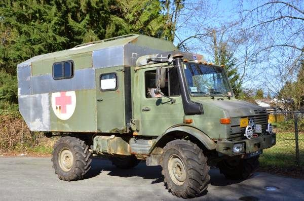 Pin by 行澗 河野 on Military+Outdoor 4x4+ | Mercedes benz unimog