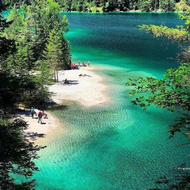 Lago di Tovel, Trentino, Italy
