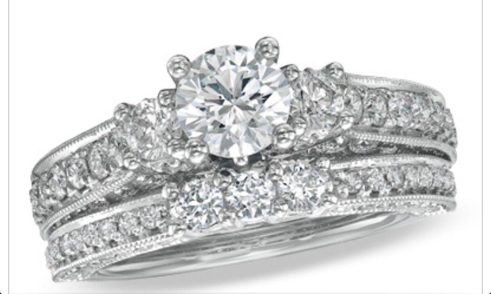 28+ Vera wang wedding rings zales ideas in 2021