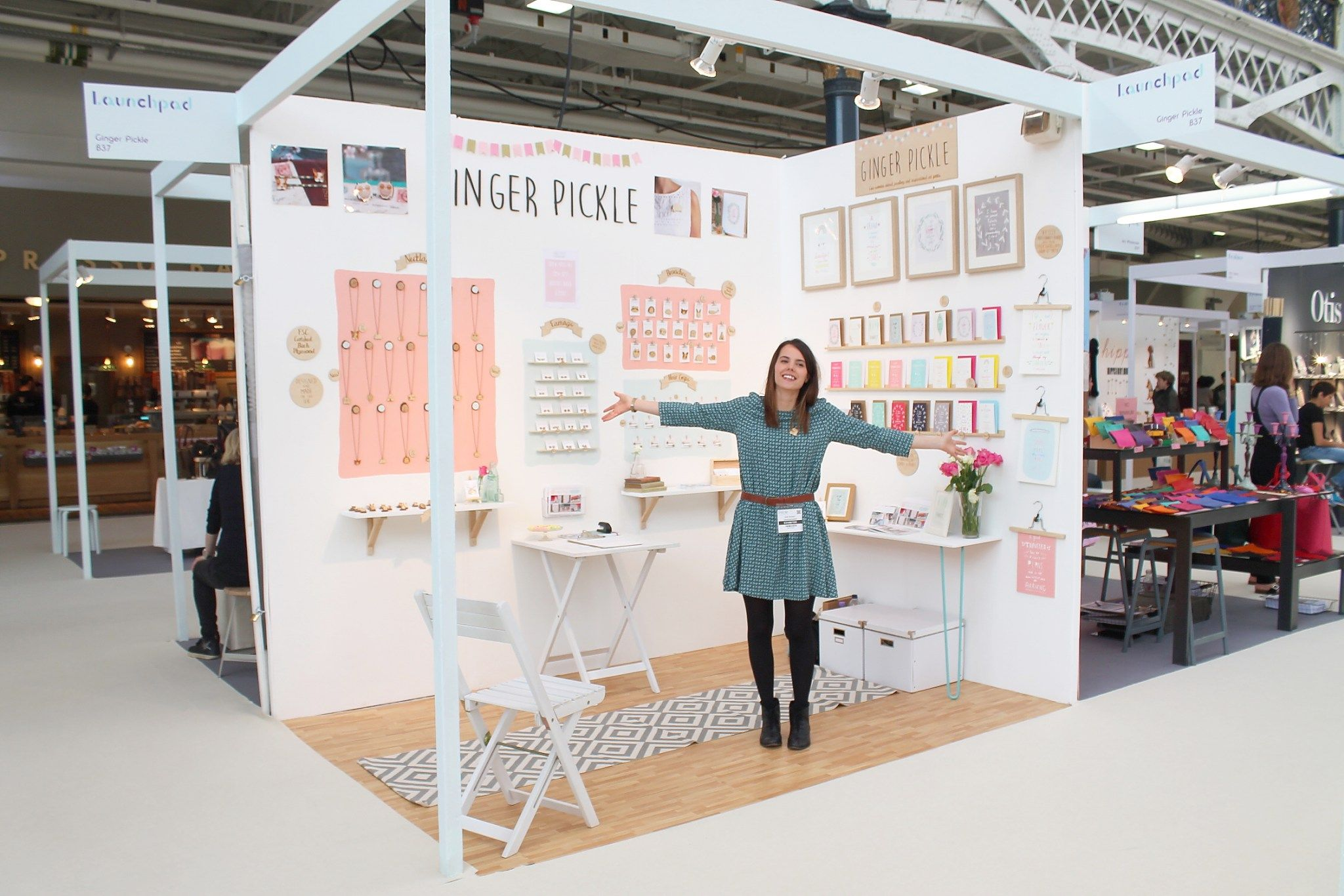 Exhibition Booth London : Pulse london trade show display