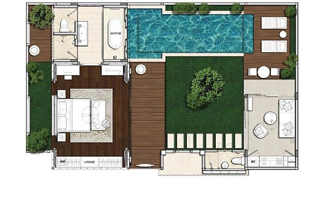 Anantara Vacation Club Seminyak Bali Anantara Vacation Club Vacation Club Villa Design Resort Design