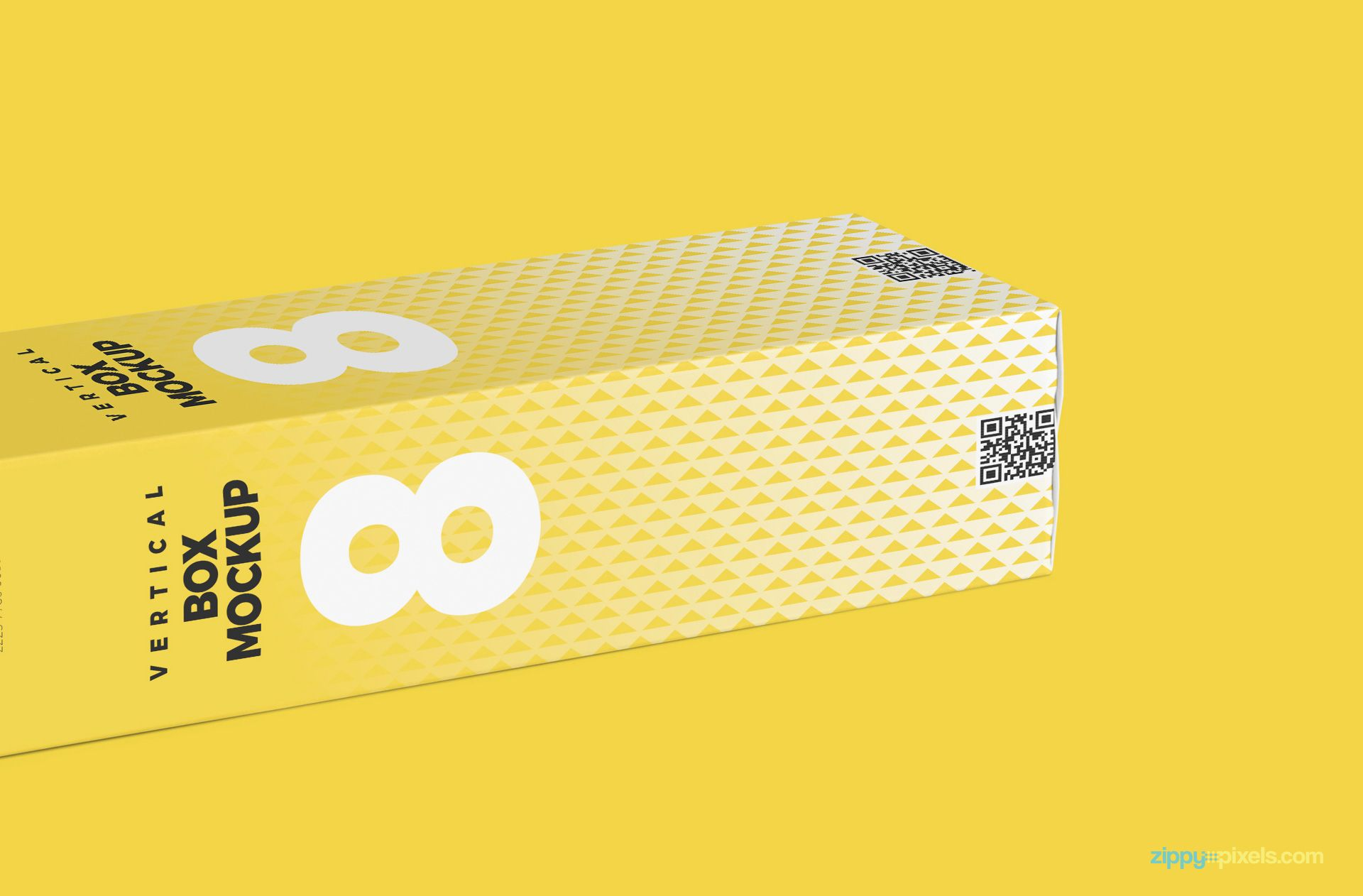 Download Free Vertical Box Mockup For Cardboard Zippypixels Box Mockup Corrugated Box Design Mockup