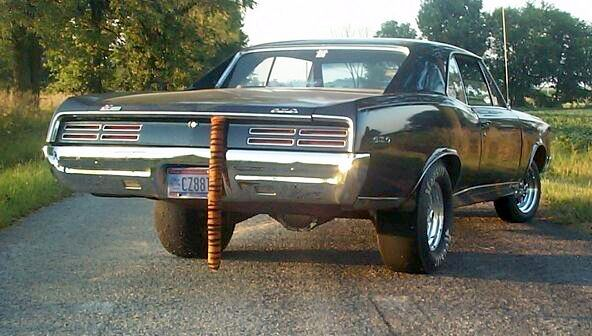 What is in Your Garage? James Turner Shares His 1967 Pontiac GTO Ram