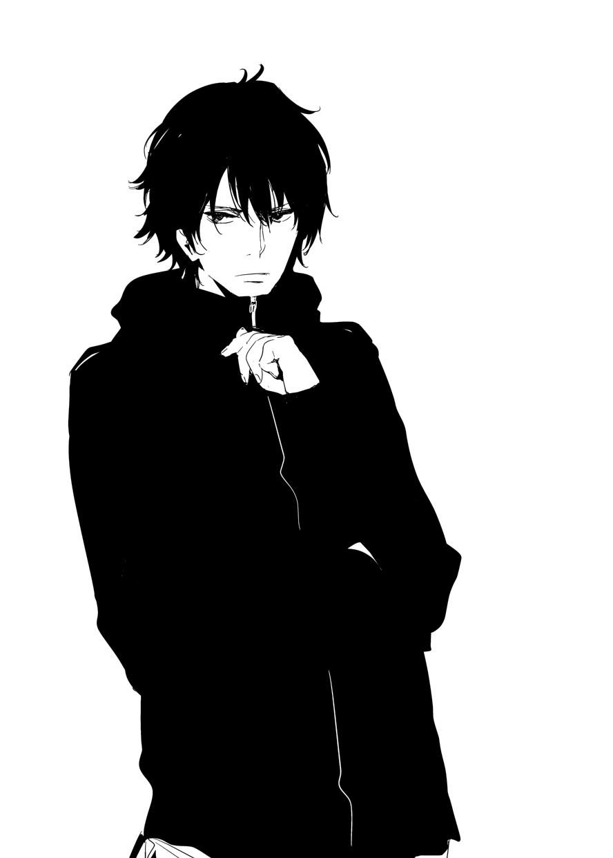 Pin On Anime Boys