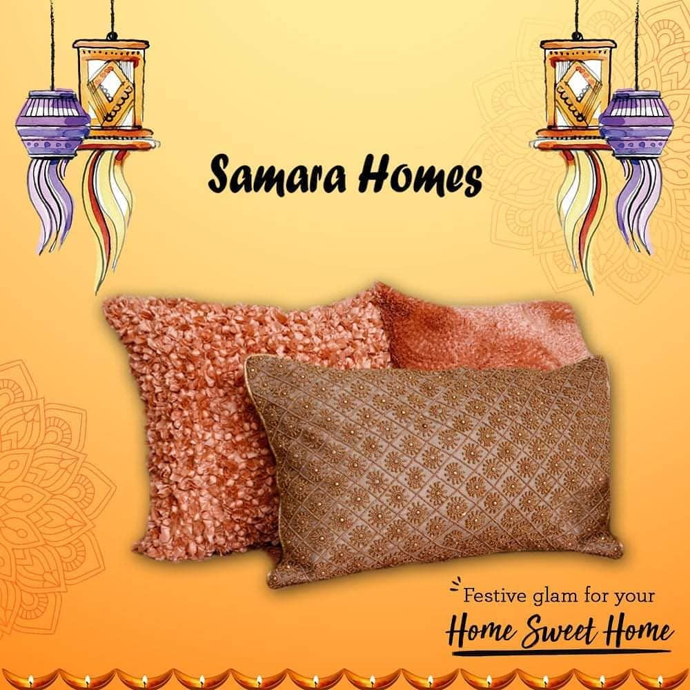 If you are all decked up for Diwali, why should your home be far behind?! Jazz up your home with simple tricks like this to make it look glam at one go!