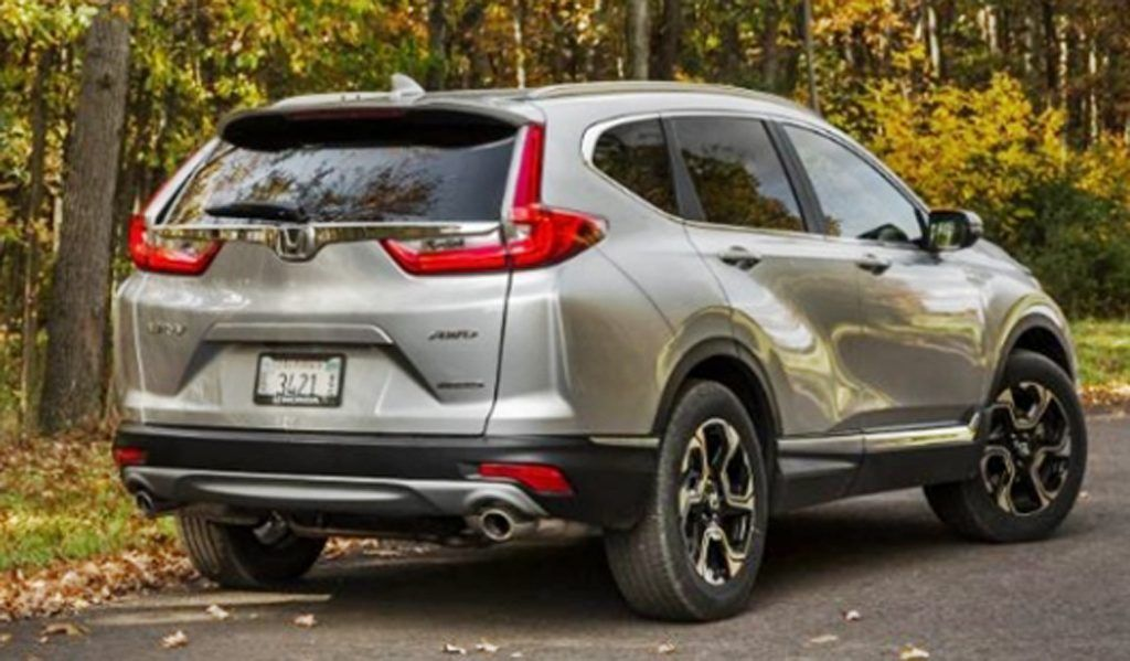 2019 Honda Crv Release Date And Price