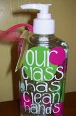 Cute Hand Sanitizer For A Classroom Hand Sanitizer Sanitizer