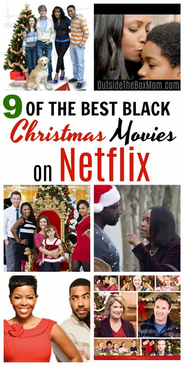 9 Black Christmas Movies On Netflix Best Movies Right Now Black Christmas Movies Christmas Movies List Christmas Movies