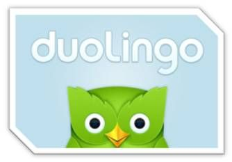 DuoLingo App Language Learning Fun! Can use from computer