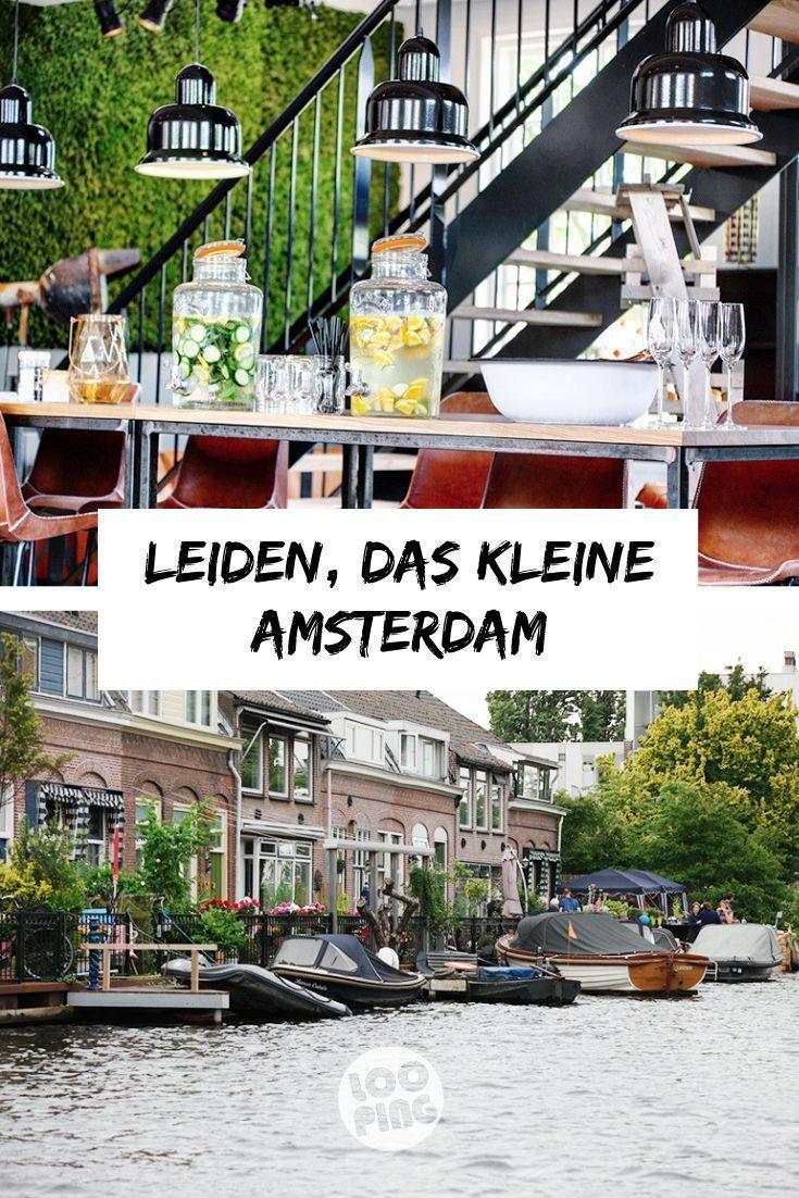 Freundinnen-Wochenende in Leiden. Hier sind 10 Tipps