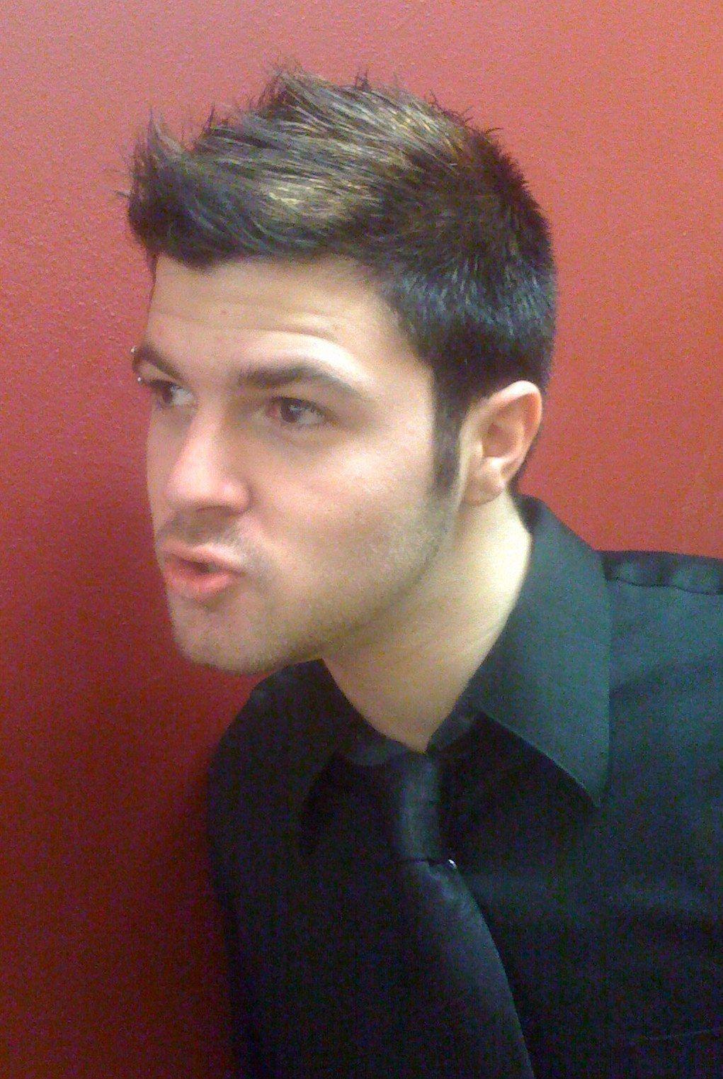 Short Mens Hair Highlights Mens Looks Pinterest Teen Hair