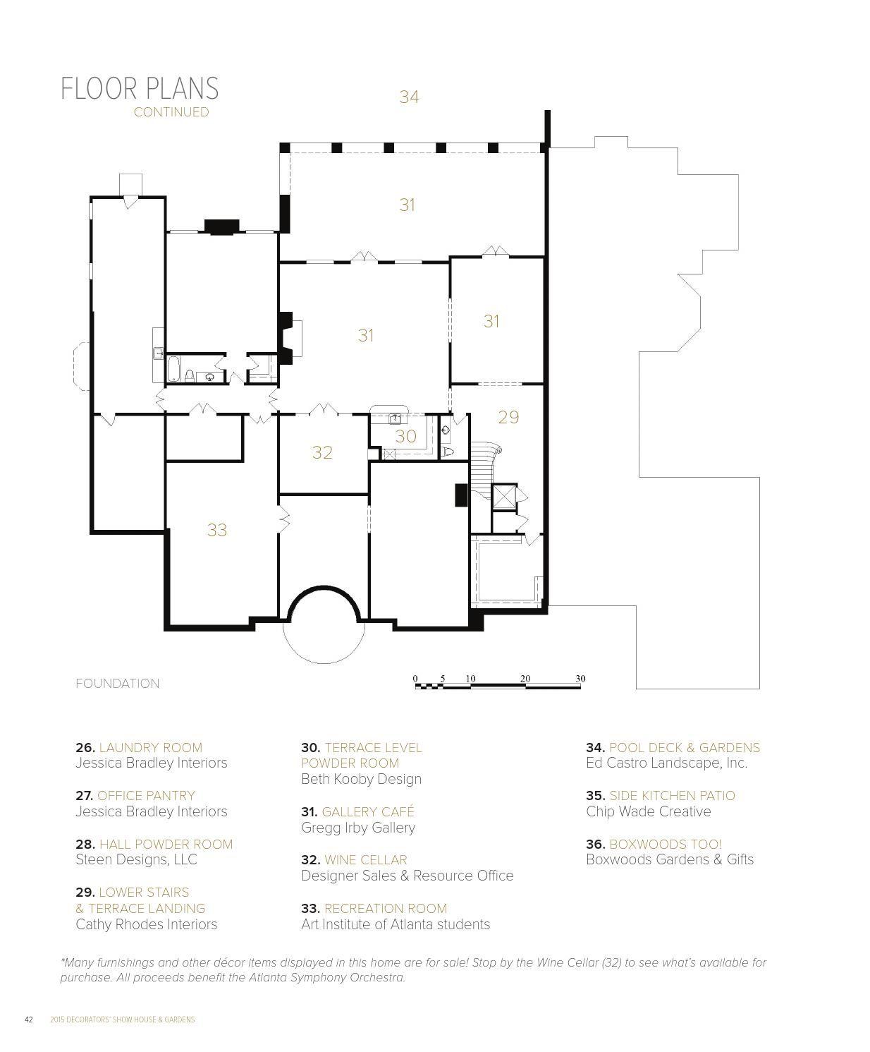 Atlanta Homes Lifestyles April 2015 Issue Atlanta Homes How To Plan Elevation Plan