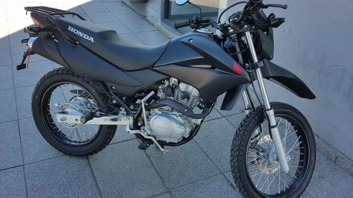 Honda Xr 150l Bross Carros E Motos Motos Honda
