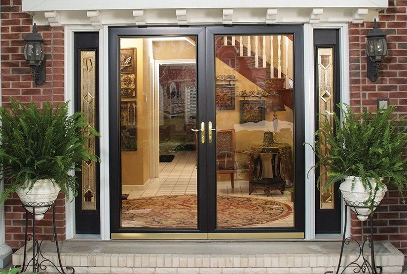Have french doors but still want to enjoy the fresh air