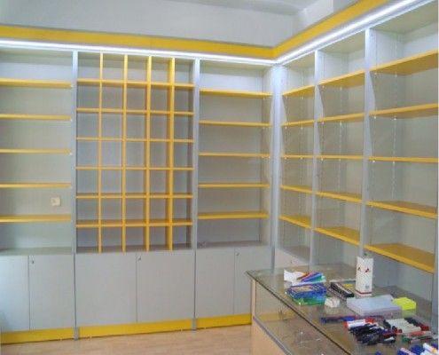 Mobiliario Comercial Para Papelerías Y Jugueterías Estanterías Euroestan Muebles Para Papeleria Diseño De Supermercado Diseño De Mostrador