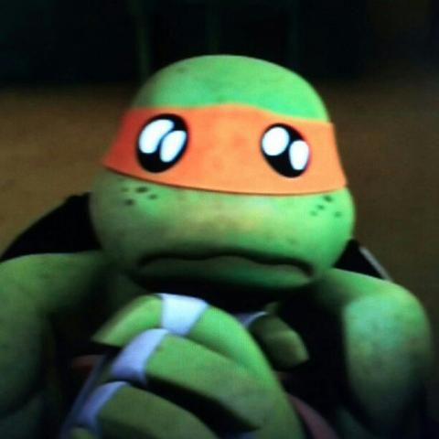 tmnt nickeloden michealangelo   ... - Michelangelo adorable eyes nickelodeon 2012 tmnt.jpg - TMNT Wiki
