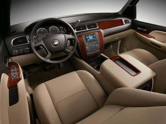 Chevrolet Avalanche 2016 >> Chevrolet Avalanche 2016 Interior Auto News Chevy Tahoe