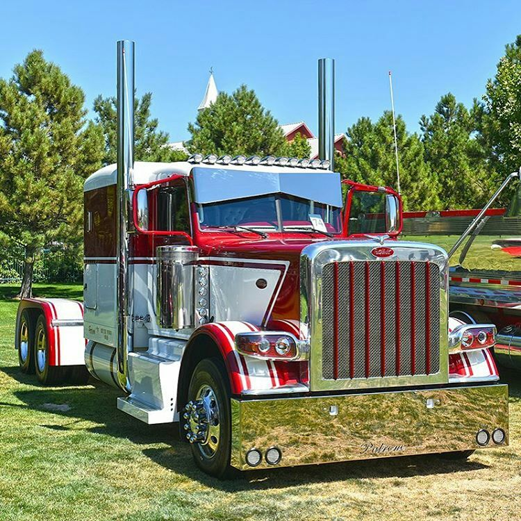 kenworth pickup custom