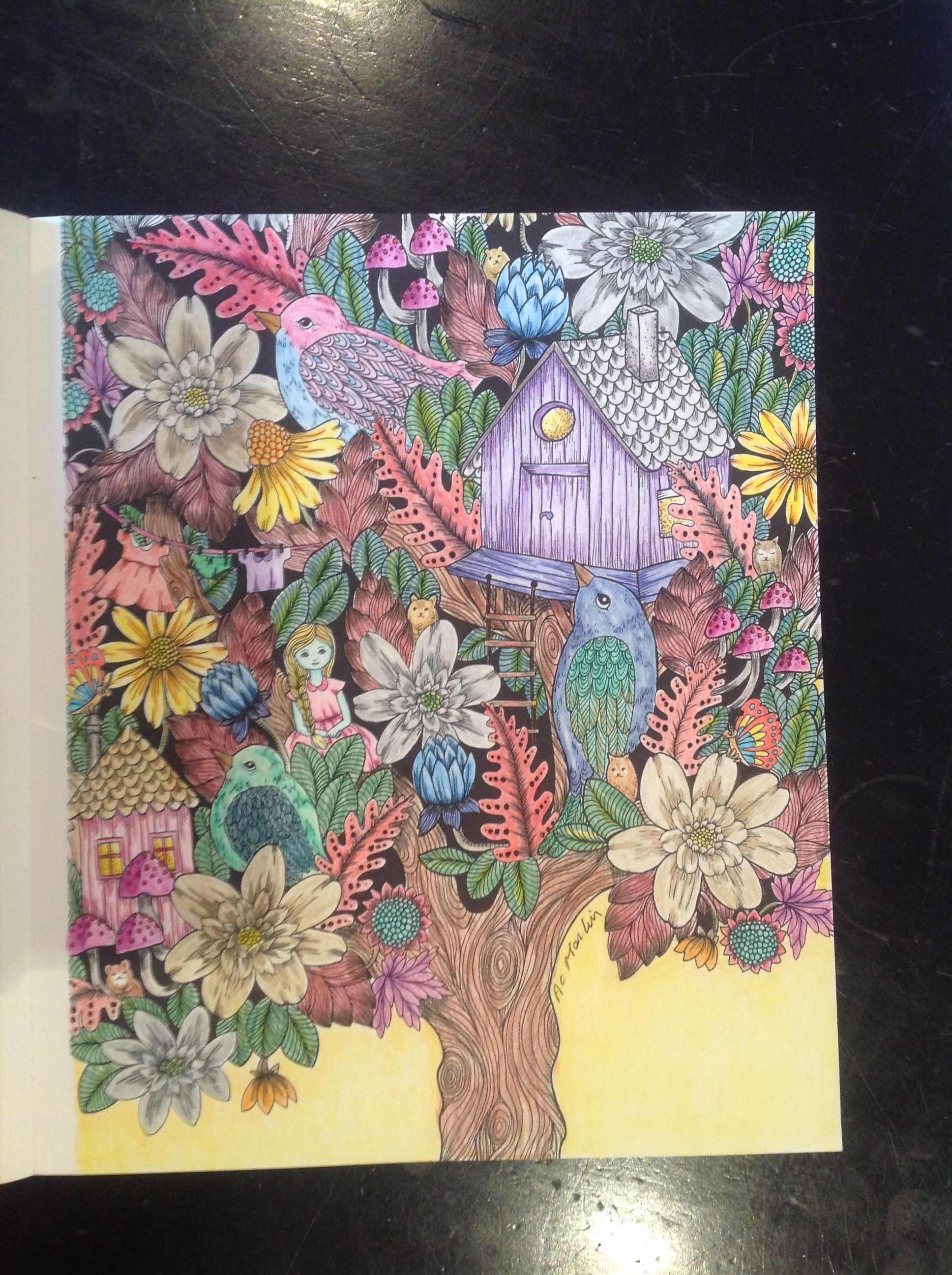 76 Coloring Books By Maria Trolle