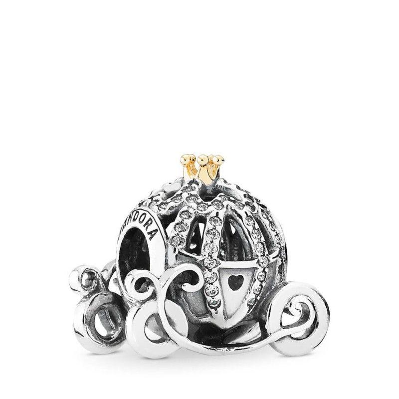 Pandora Charms Carrosse Cendrillon,Pandora Charms Disney ...