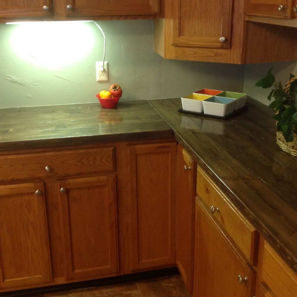 2x6 Counter Top Countertops Diy Countertops Wood Countertops