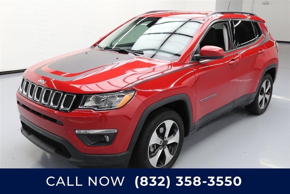 Jeep Compass Latitude Texas Direct Auto 2018 Latitude Used