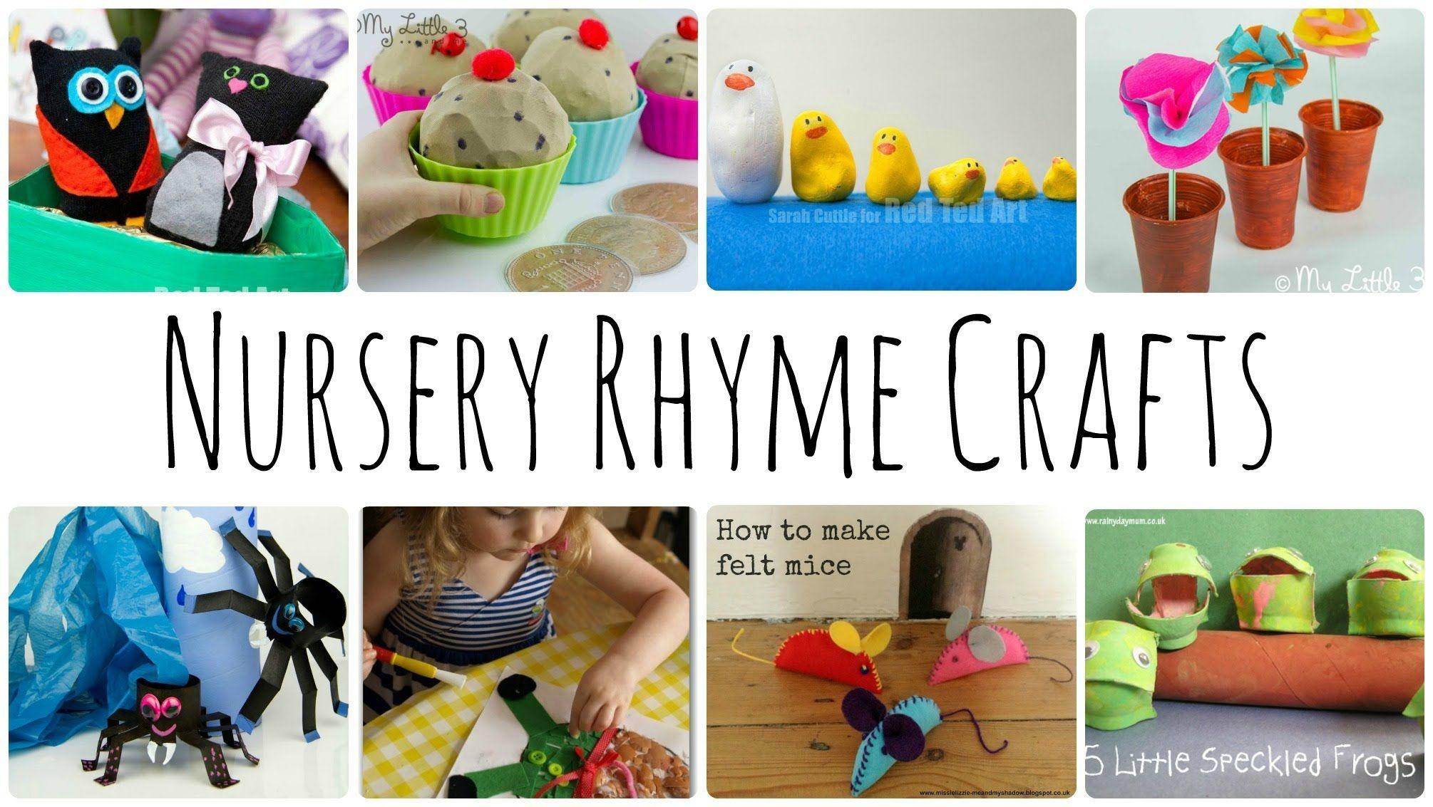 Nursery Rhyme Activity