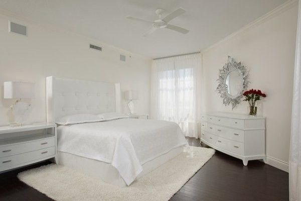 Bedroom Interior White Master, White Master Bedroom Furniture