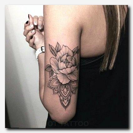 #rosetattoo #tattoo girl getting first tattoo, feminine ...