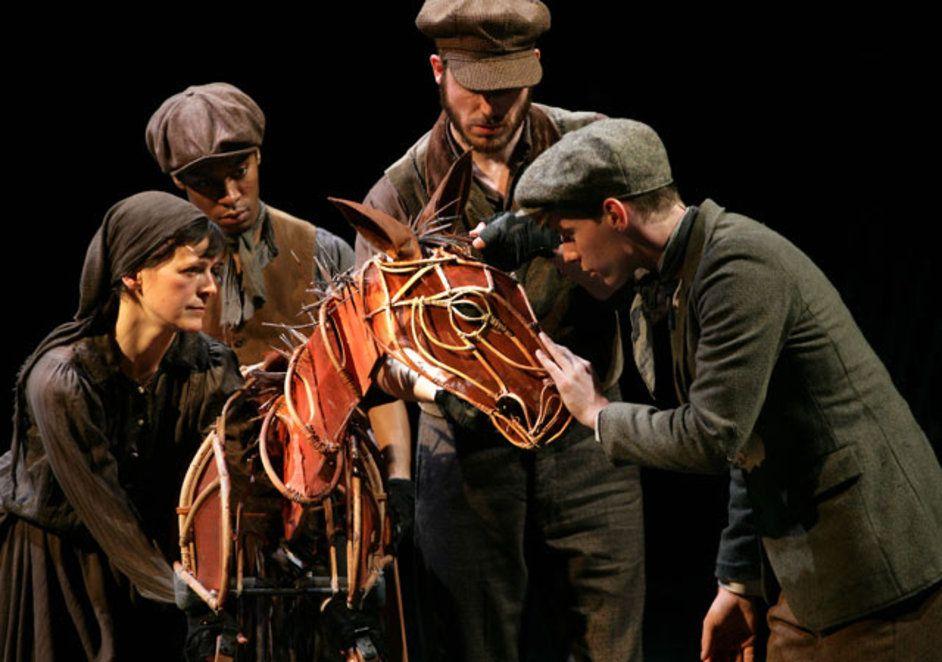 War Horse from http://LondonTown.com