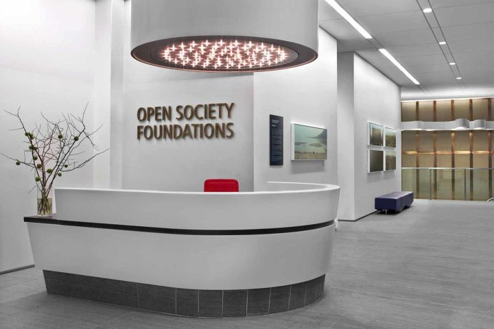 Open Society Foundations Argonaut Building By Tirmizi Campbell New York City Retail Design Blog