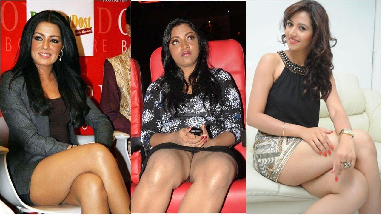 Top  Sexy Legs Of Indian Actress