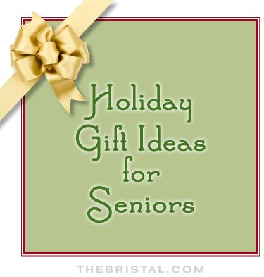Holiday Gift Ideas for Seniors #SeniorCitizens, #ElderCare ...