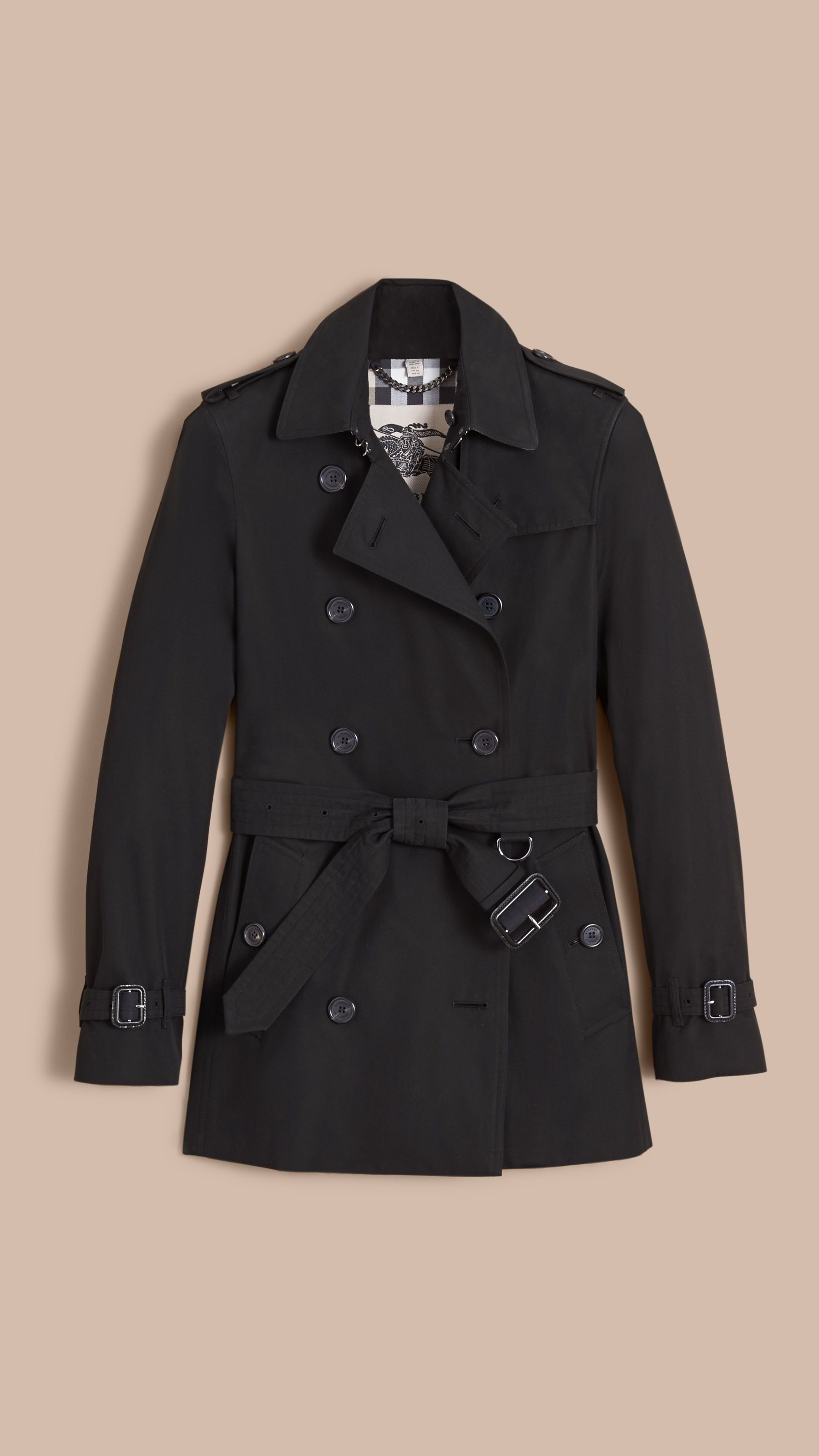 Fashion week How to short wear sleeve trench coat for girls