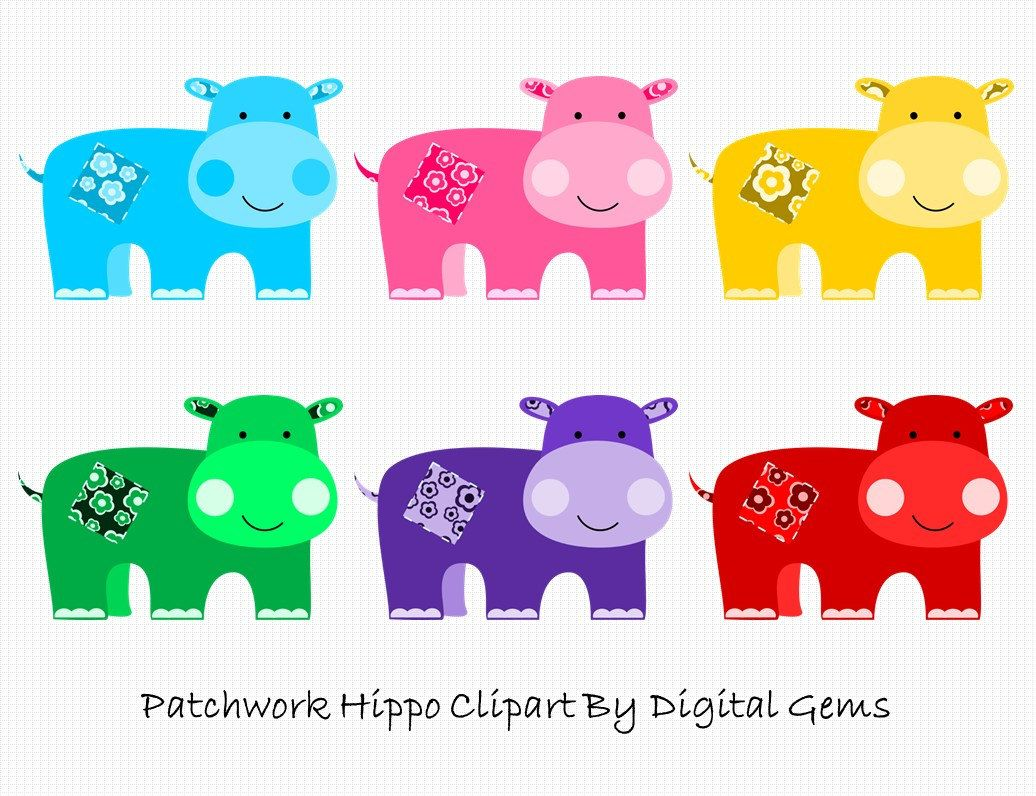 Pin by Posh Dots on Too Cute | Baby hippo, Cute hippo ...