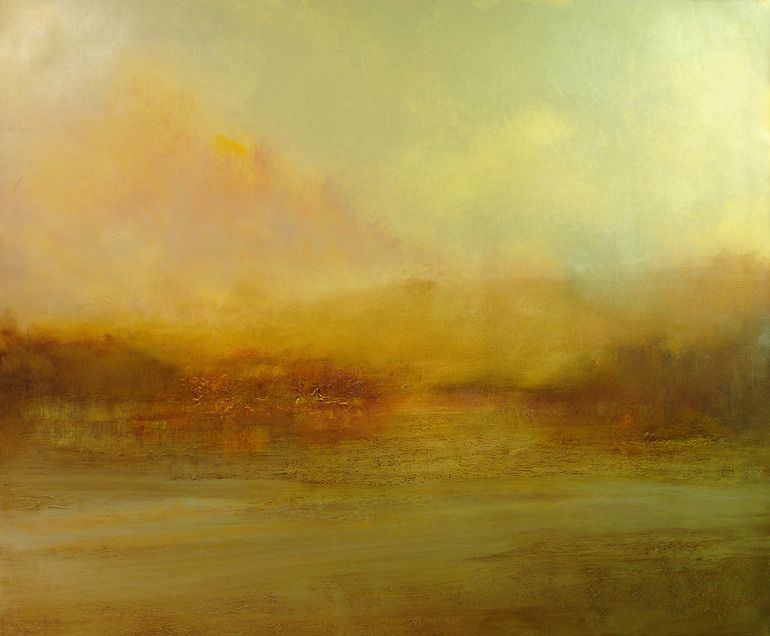 "Saatchi Art Artist: Maurice Sapiro; Oil 2013 Painting ""A Summer To Remember"""