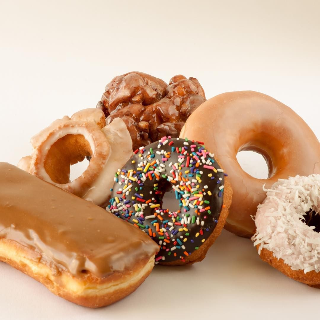 TOP POT's hand-forged doughnuts can be found in cafes throughout western Washington and Dallas Texas.