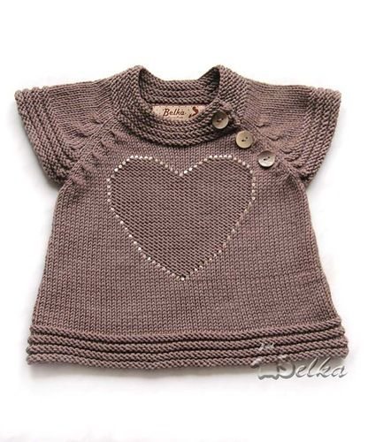 blusa bebé