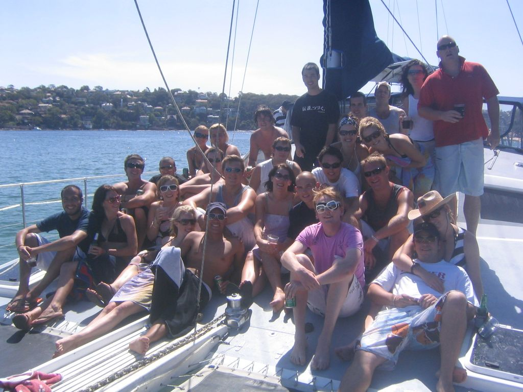 Eastcoast Sailing will ensure your Hens or Bucks event is truly memorable.