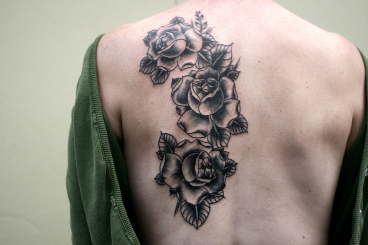 Black Rose Tattoo Tumblr Rose Tattoos Tumblr Black Rose Tattoos Tattoos