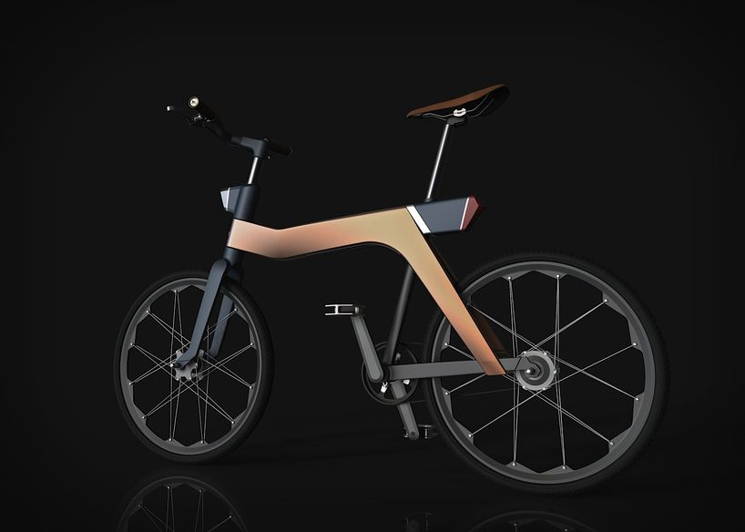 Rubybike Concept Extends Lifecycle With Upgradable Electric