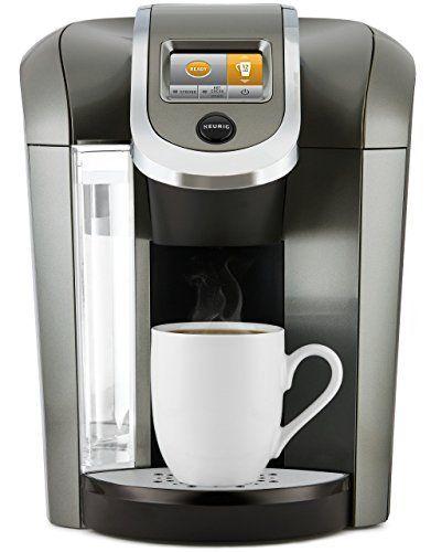 Keurig K575 Single Serve Programmable K-Cup Coffee Maker ...