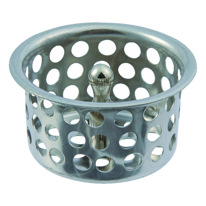 dia stainless steel drain strainer