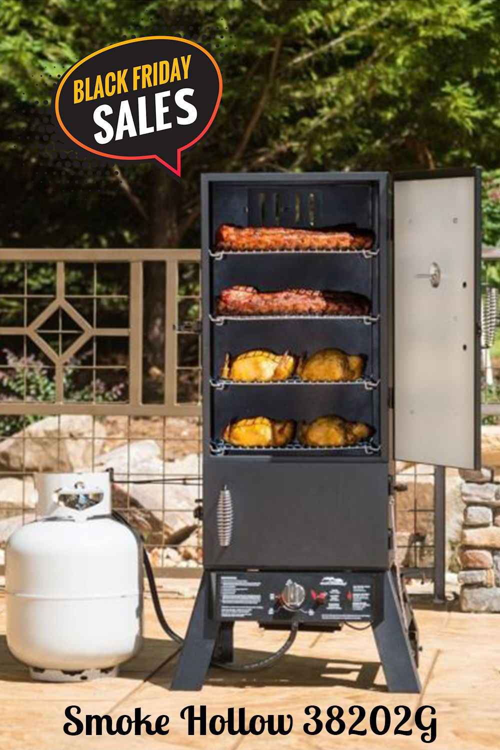 Grills Forever Top Rated Grills Smokers Reviews And Bbq Recipes Natural Gas Smoker Propane Smokers Grilling