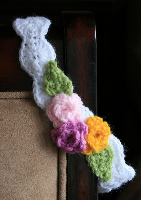 Free Crochet Pearly Girl Baby Headband Pattern Projects To Try