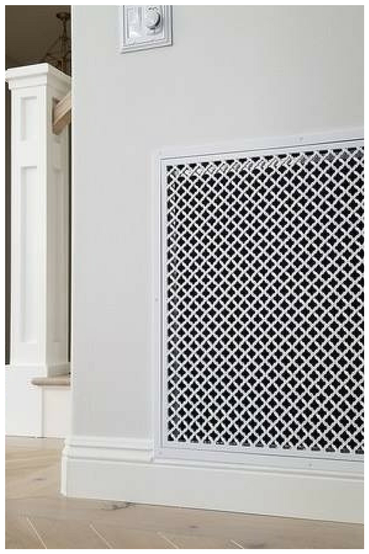 Ribbon Vent Cover In 2020 Air Vent Covers Vent Covers Air Return