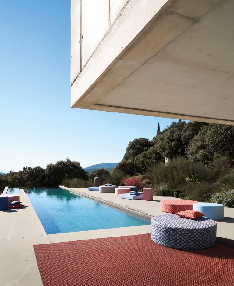 Textile Sommertraume Fur Die Terrasse Designigel Im Freien Outdoor Indoor Outdoor