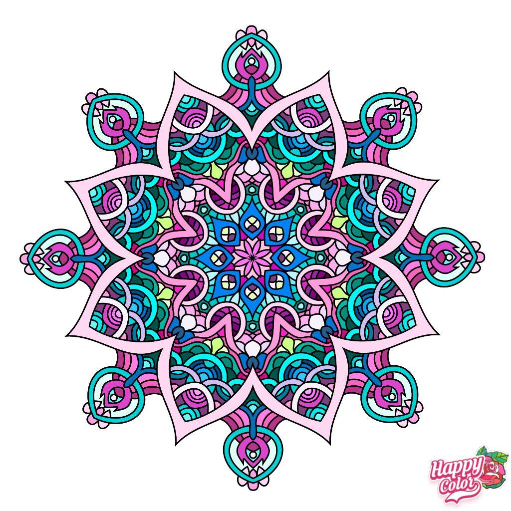 My Coloring Book Coloring Book Art Colorful Art Mandala Coloring